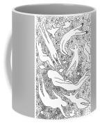 Astral Dancing Coffee Mug