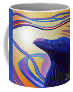 Astral Raven Coffee Mug