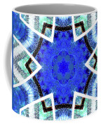 Astral Star Mandala Coffee Mug