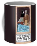 Astral Travel Revenge Coffee Mug