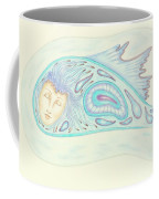 Astral Traveler - From A Dream Image Coffee Mug
