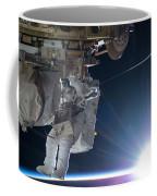 Astronaut Terry Virts Eva Coffee Mug