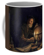 Astronomer 1655 Coffee Mug