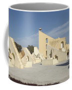 Astronomy Of Giants. Jantar Mantar. Coffee Mug