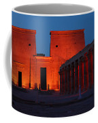 Aswan Temple Of Philea Egypt Coffee Mug