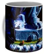 At His Feet Coffee Mug
