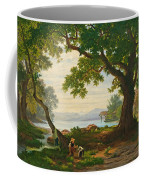 At Lake Sempach Coffee Mug