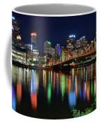 At Rivers Edge In Pittsburgh Coffee Mug