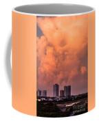 At Sunset In West Palm Beach Coffee Mug