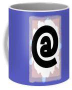 At Symbol Coffee Mug