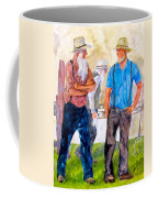 At The Auction  Coffee Mug