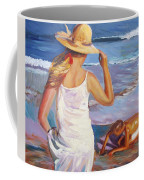 At The Beach Coffee Mug