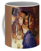 At The Cafe 1877 Coffee Mug