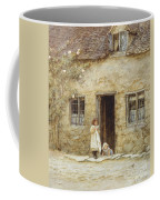 At The Cottage Door Coffee Mug