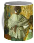 At The Couturier, The Fitting Coffee Mug
