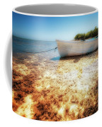 At The Edge Of The Ocean Coffee Mug