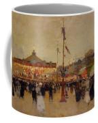 At The Fair  Coffee Mug by Luigi Loir