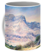 At The Foot Of Mountains Coffee Mug