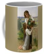 At The Fountain Coffee Mug