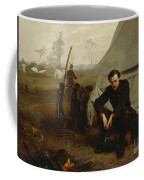 At The Front Coffee Mug by George Cochran Lambdin