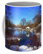 At The Frozen Lake Coffee Mug