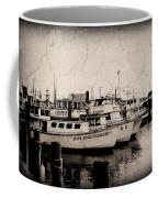 At The Marina - Jersey Shore Coffee Mug