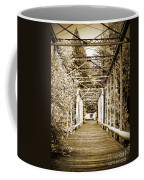 At The Other End Of The Old Bridge Coffee Mug