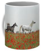 At The Poppies' Field... Coffee Mug