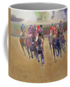 At The Races Coffee Mug