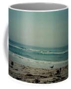 At The Seashore. Coffee Mug