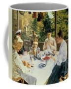 At The Tea-table Coffee Mug