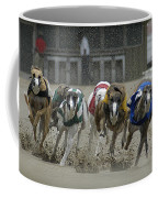 At The Track Coffee Mug