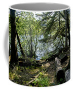 At The Water Edge. Coffee Mug