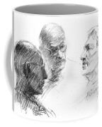 At Tim Hortons 2 Coffee Mug