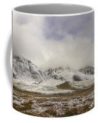 Atigun Pass Brooks Range Alaska Coffee Mug