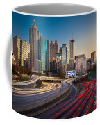 Atlanta Downtown Lights Coffee Mug