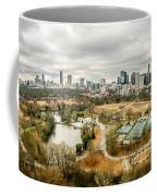 Atlanta Georgia City Skyline Coffee Mug