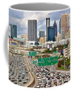Atlanta Georgia Thrives Coffee Mug