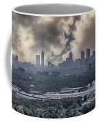 Atlanta Skyline Panoramic Coffee Mug