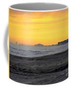 Atlantic City At Dusk Coffee Mug