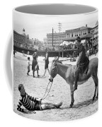 Atlantic City: Donkey Coffee Mug