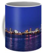 Atlantic City Skyline. Coffee Mug