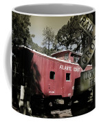 Atlantic Coast  Line Railroad Carriage Coffee Mug