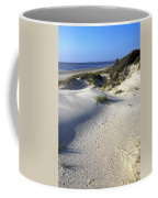 Atlantic Ocean Sand Dunes Coffee Mug