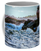 Atlantic Waves 2 Coffee Mug