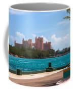 Atlantis Across The Harbor Coffee Mug