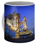 Atlantis At Sunset Coffee Mug