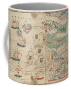 Atlas Miller Nautical Atlas Coffee Mug