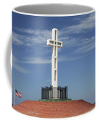 Atop Mt Soledad Coffee Mug