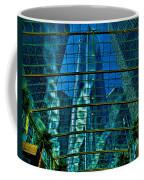 Atrium Gm Building Detroit Coffee Mug
